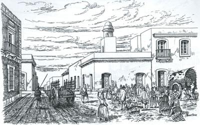 Resultado de imagen para montevideo colonial
